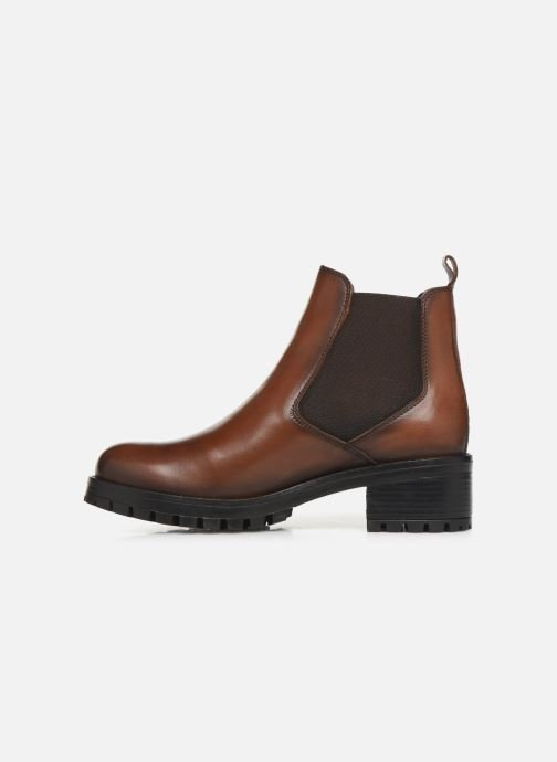 Bottines et boots PintoDiBlu 81930 Marron vue face