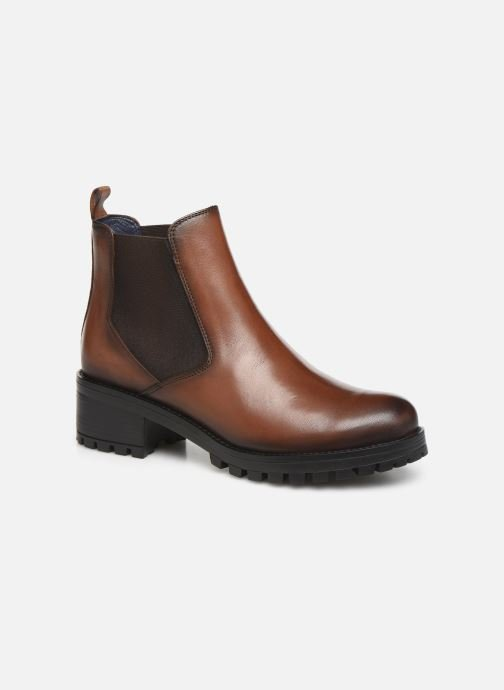 Boots en enkellaarsjes PintoDiBlu 81930 Bruin detail