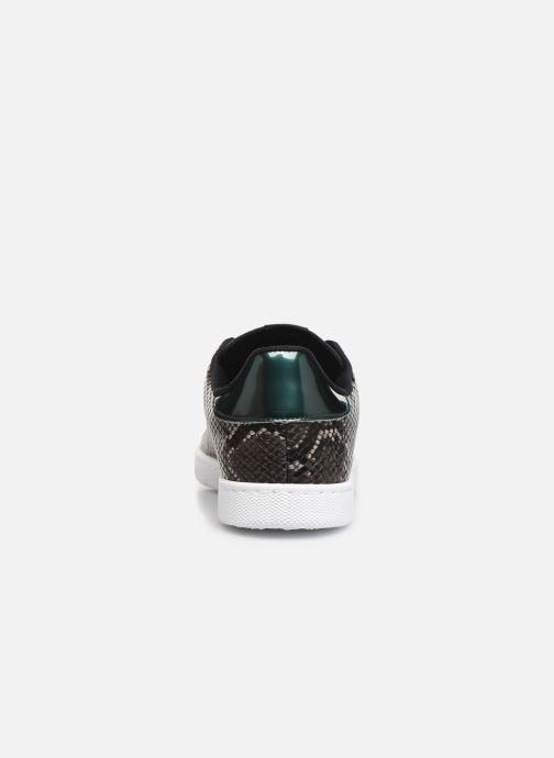Sneakers Victoria Deportivo Metal Serpiente Grijs rechts