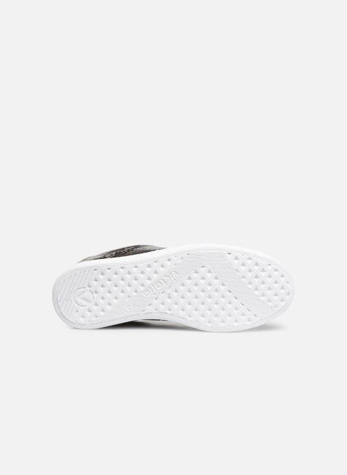 Sneakers Victoria Deportivo Metal Serpiente Grijs boven