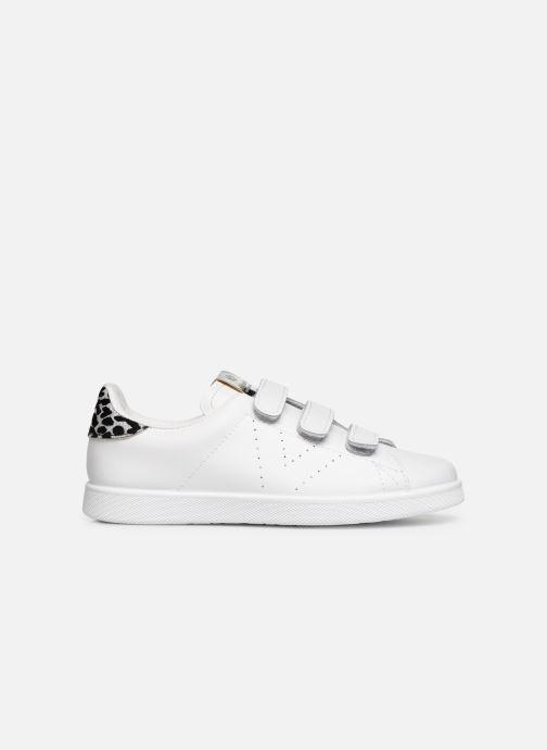 Sneakers Victoria Deportivo Velcros Animal Print Bianco immagine posteriore