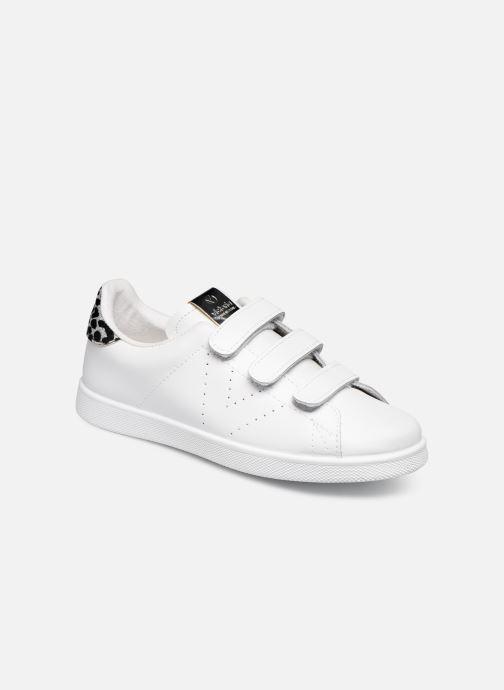Sneakers Victoria Deportivo Velcros Animal Print Bianco vedi dettaglio/paio