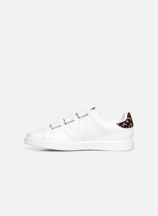 Sneakers Victoria Deportivo Velcros Animal Print Wit voorkant