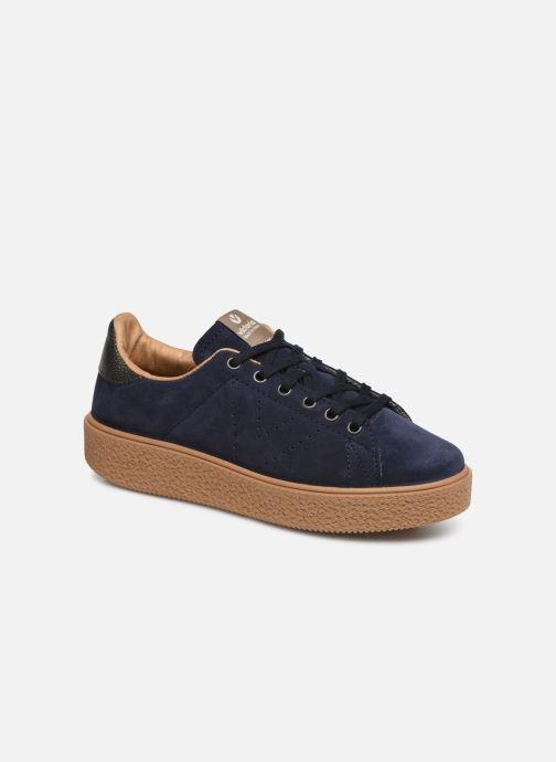 Sneakers Victoria Utopia Serraje Azzurro vedi dettaglio/paio