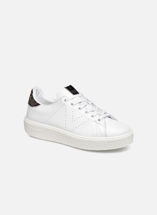 Sneaker Victoria Utopia Piel weiß detaillierte ansicht/modell