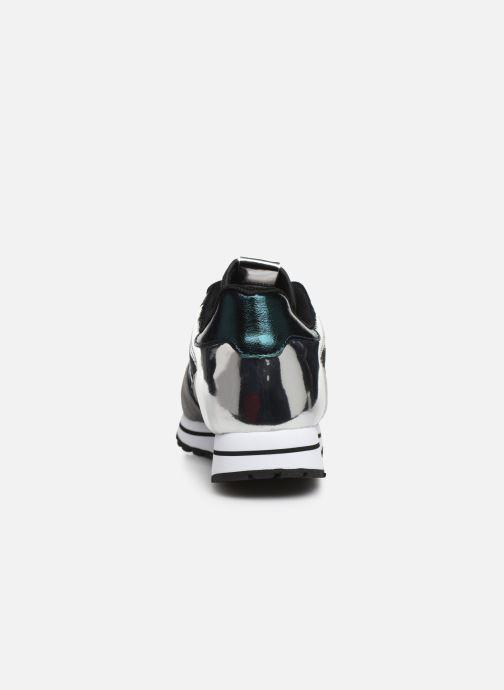 Sneakers Victoria Cometa Metalizado Nero immagine destra