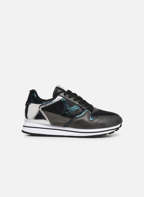 Sneakers Victoria Cometa Metalizado Nero immagine posteriore