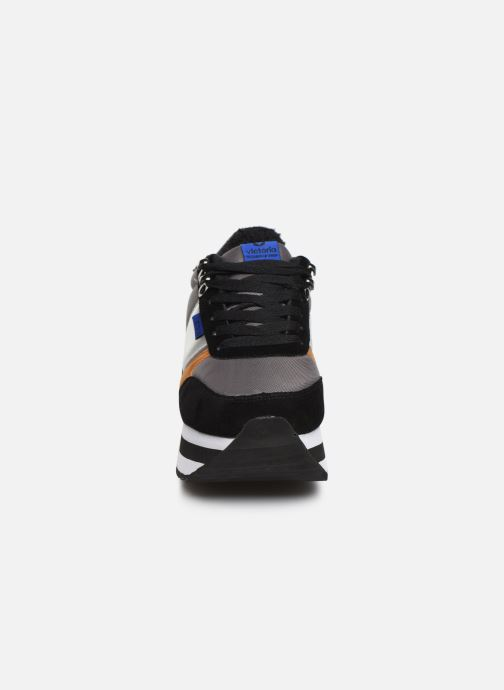Sneakers Victoria Cometa Doble Multicolo Multicolore modello indossato