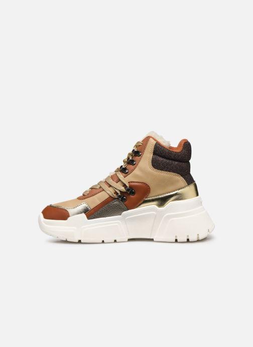 Sneakers Victoria Totem Bota Bruin voorkant