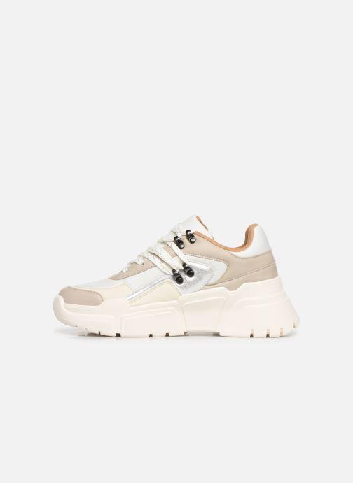 Sneaker Victoria Totem weiß ansicht von vorne