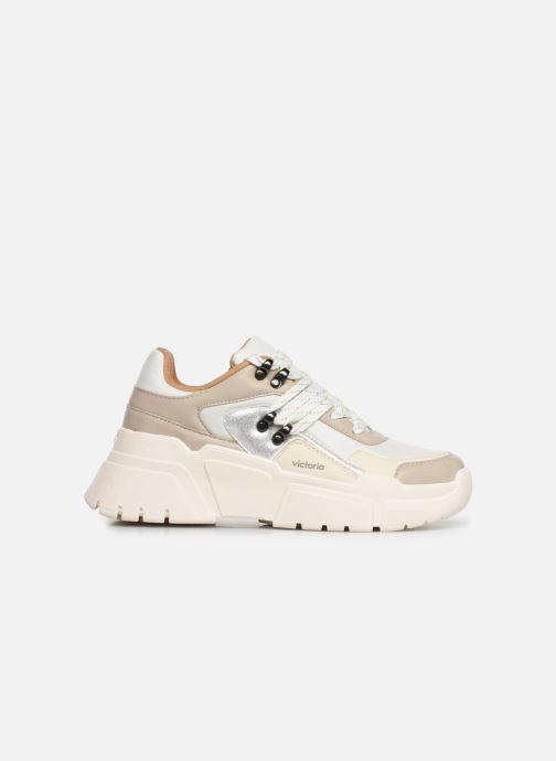 Sneakers Victoria Totem Bianco immagine posteriore