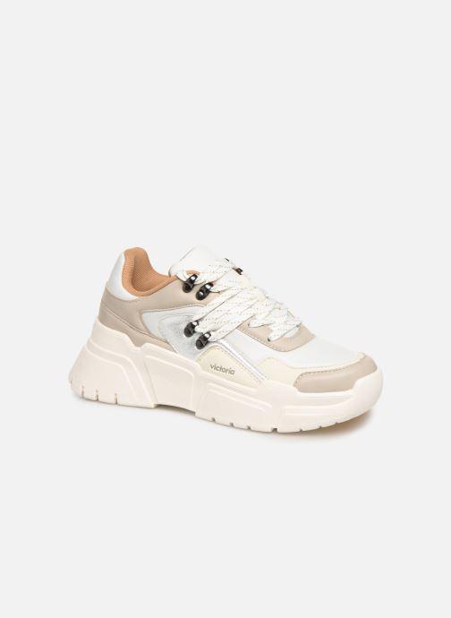 Sneakers Victoria Totem Bianco vedi dettaglio/paio