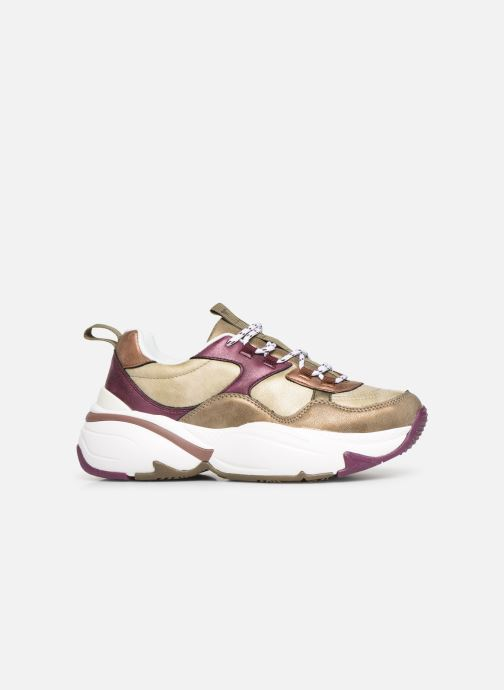 Sneakers Victoria Aire Metalico Nacarado Goud en brons achterkant