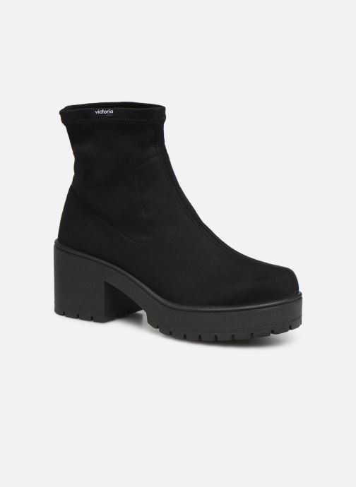 Boots en enkellaarsjes Victoria Atalaia Antelina Elastic Zwart detail