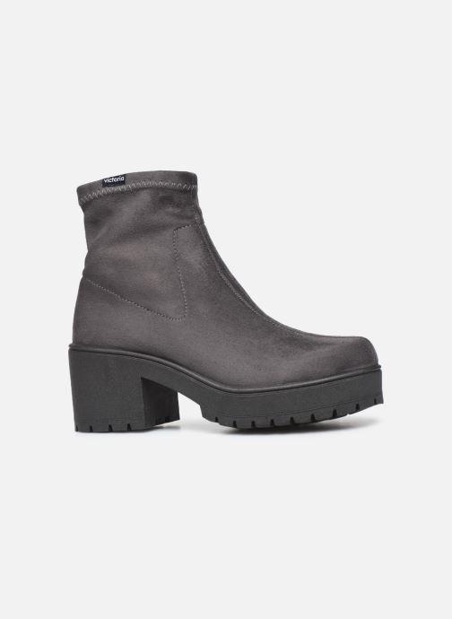 Bottines et boots Victoria Atalaia Antelina Elastic Gris vue derrière