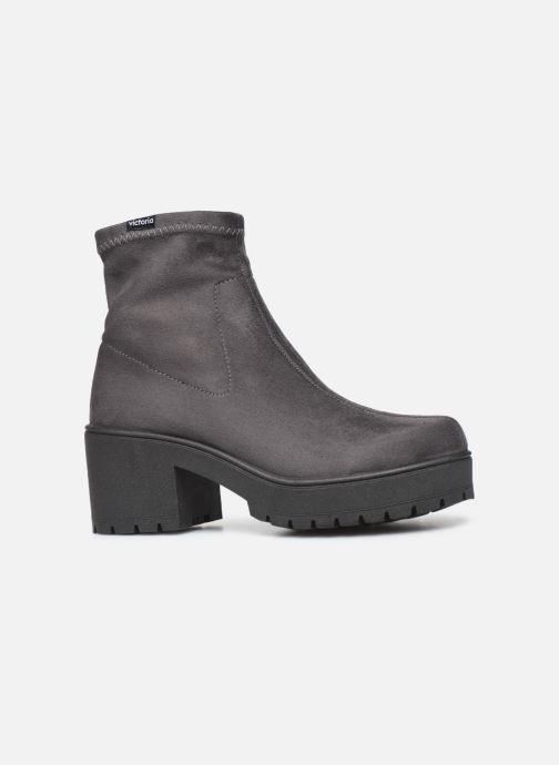 Boots en enkellaarsjes Victoria Atalaia Antelina Elastic Grijs achterkant