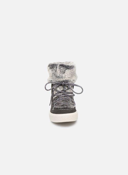 Bottines et boots Victoria Utopia Apresky Gris vue portées chaussures
