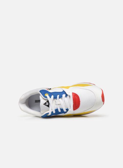 Baskets Le Coq Sportif LCS X BIG FLO & OLI - R800 Ps X Visionnaire Multicolore vue gauche