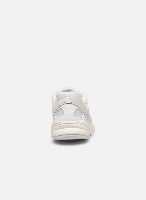 Baskets adidas originals Yung-1 W Blanc vue droite