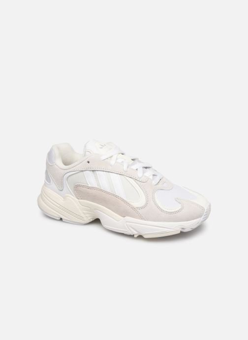 Sneakers adidas originals Yung-1 W Wit detail