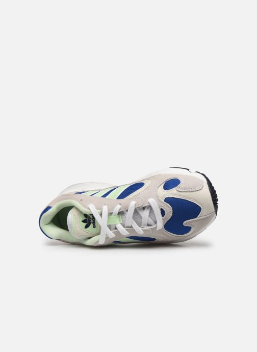 Sneakers adidas originals Yung-1 W Grigio immagine sinistra