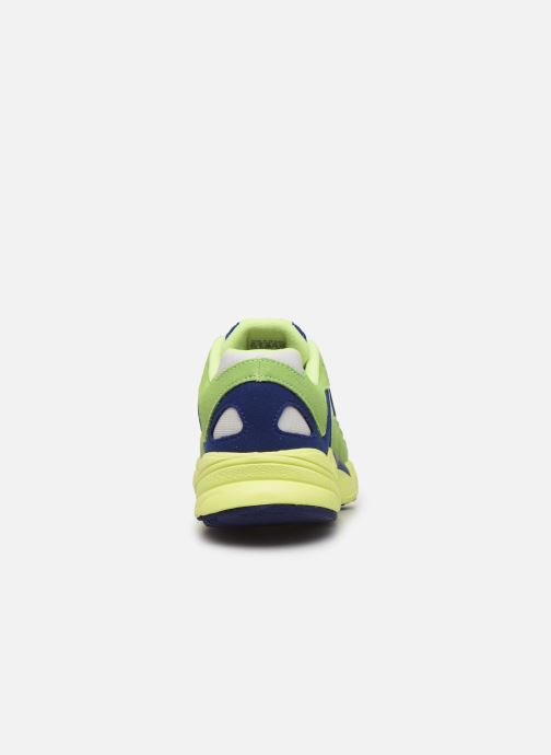 Sneakers adidas originals Yung-1 W Verde immagine destra