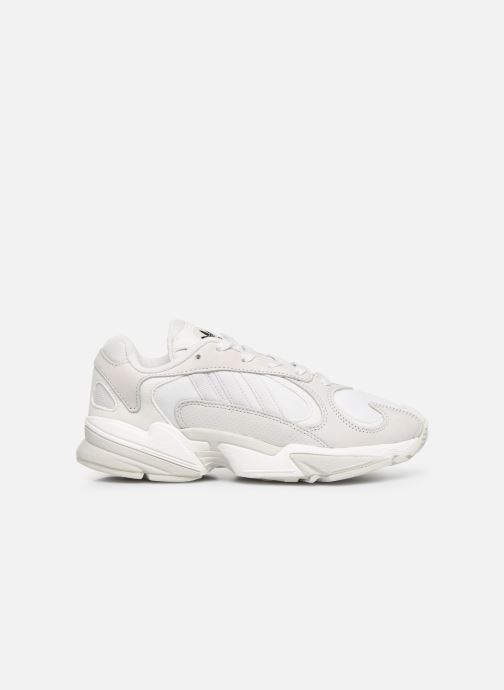 Sneaker adidas originals Yung-1 W weiß ansicht von hinten