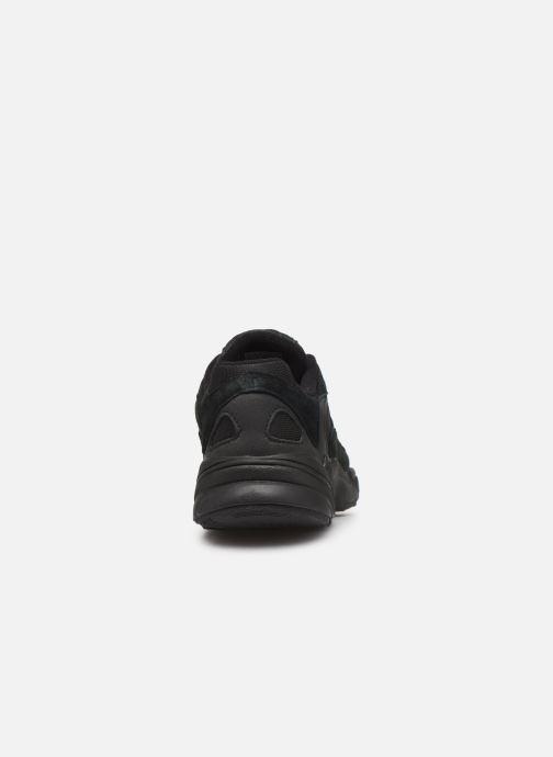 Baskets adidas originals Yung-1 W Noir vue droite