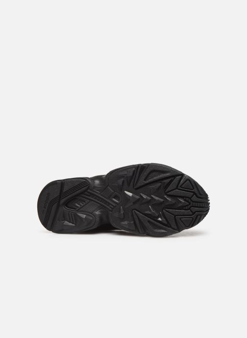 Trainers adidas originals Yung-1 W Black view from above