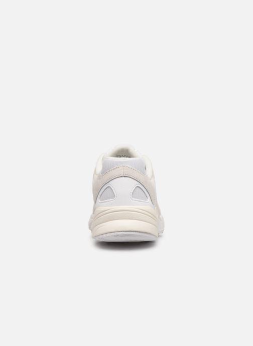 Deportivas adidas originals Yung-1 Blanco vista lateral derecha