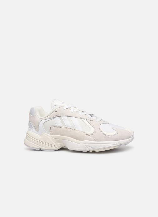 Sneakers adidas originals Yung-1 Hvid se bagfra