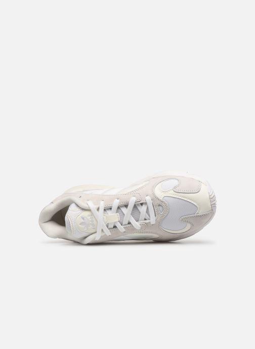 Sneakers adidas originals Yung-1 Hvid se fra venstre