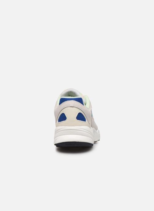 Sneakers adidas originals Yung-1 Grijs rechts