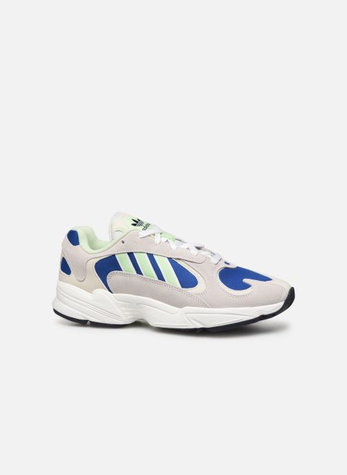 Sneakers adidas originals Yung-1 Grijs achterkant