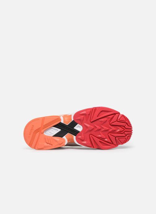 Sneaker adidas originals Yung-1 grau ansicht von oben