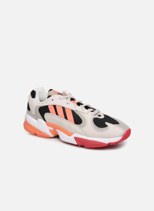 Sneaker adidas originals Yung-1 grau detaillierte ansicht/modell