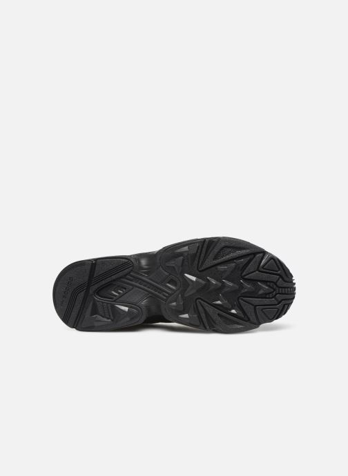 Baskets adidas originals Yung-1 Noir vue haut