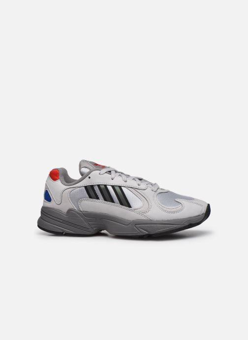 Sneakers adidas originals Yung-1 Grigio immagine posteriore
