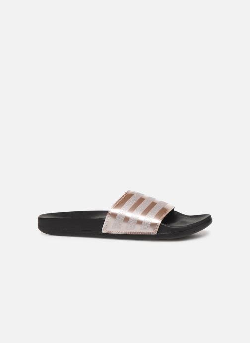 Mules et sabots adidas originals Adilette Comfort Gris vue derrière