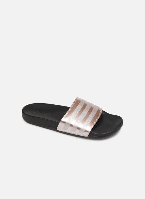 Mules et sabots adidas originals Adilette Comfort Gris vue détail/paire
