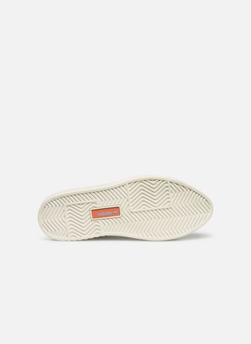 Sneakers adidas originals Adidas Sleek Super W Wit boven