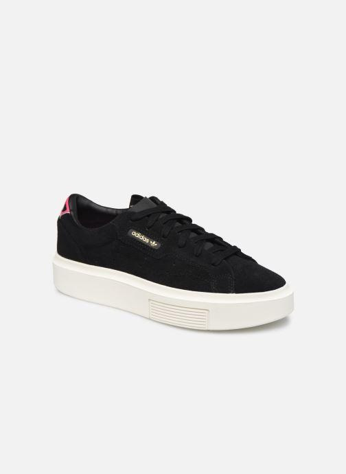 Sneaker adidas originals Adidas Sleek Super W schwarz detaillierte ansicht/modell