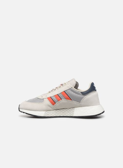 Baskets adidas originals Marathon Tech Gris vue face