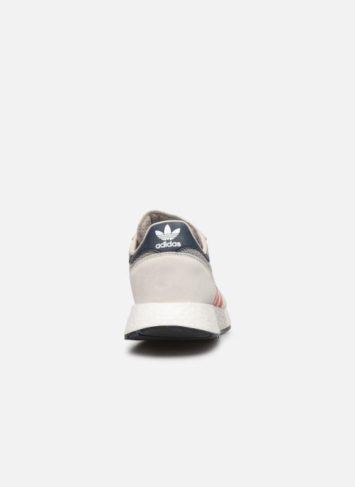 Baskets adidas originals Marathon Tech Gris vue droite