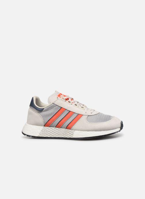 Sneakers adidas originals Marathon Tech Grå se bagfra