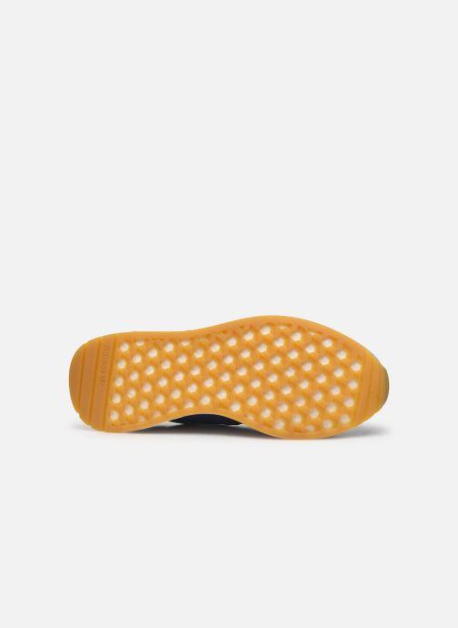 Baskets adidas originals Marathon Tech Bleu vue haut