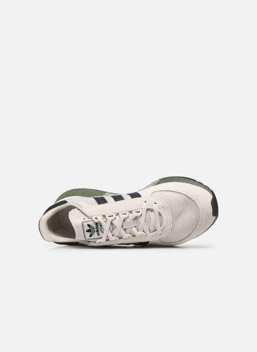 Baskets adidas originals Marathon Tech Beige vue gauche