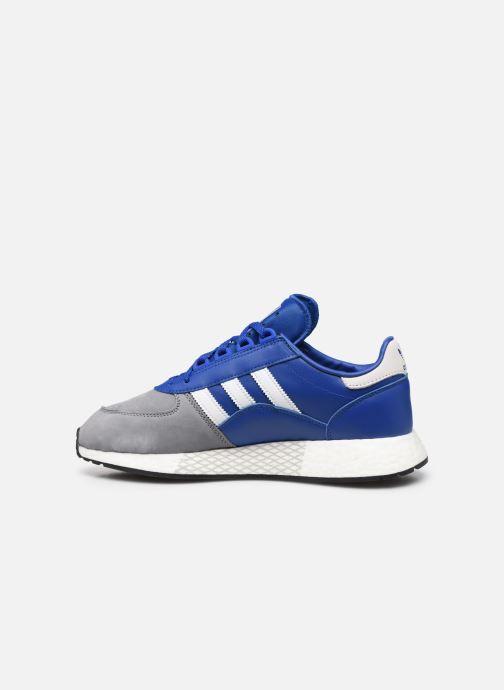 Sneakers adidas originals Marathon Tech Azzurro immagine frontale