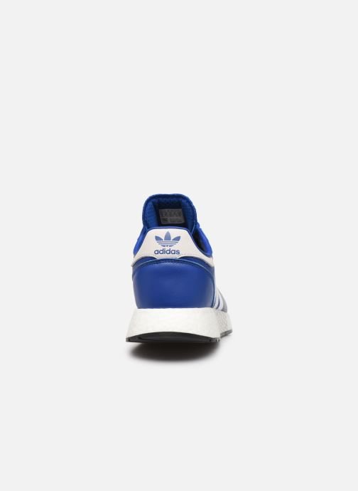 Sneakers adidas originals Marathon Tech Azzurro immagine destra
