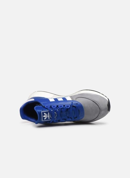 Sneakers adidas originals Marathon Tech Azzurro immagine sinistra